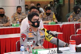 Kapolda Sulsel Tegaskan Netralitas Polisi dalam Pilkada 2020