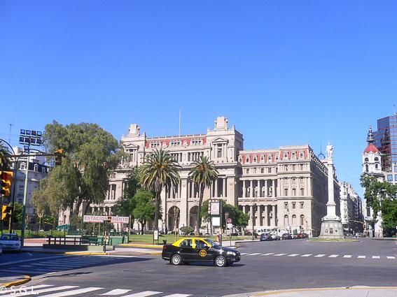 Recorrido por Argentina. Buenos Aires