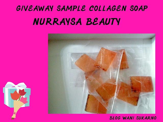 sample collagen soap