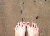 i miei piedi