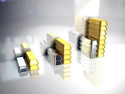 تحميل صور سبائك الذهب والفضة بدقة عالية1