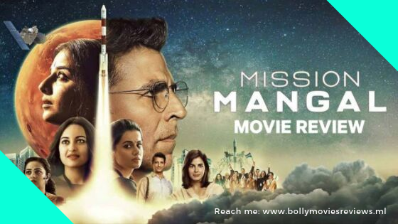 Mission Mangal Bollywood Movie Review.