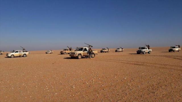 """EEUU y Jordania se infiltran en Siria para salvar a """"rebeldes"""""""