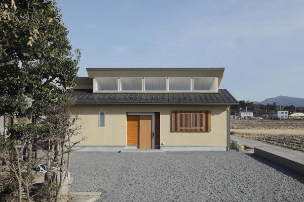 แบบบ้านสไตล์มินิมอลญี่ปุ่น