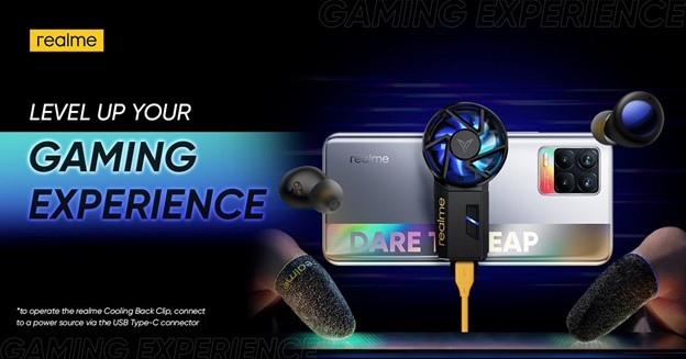 realme raises the bar in mobile gaming with eSports events and new accessories