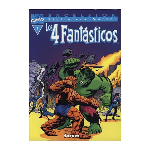 LOS 4 FANTÁSTICOS 1