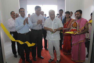 COLDMAN LOGISTICS INAUGURATES A FULLY INTEGRATED TEMPERATURE CONTROLLED WAREHOUSE IN BANGALORE