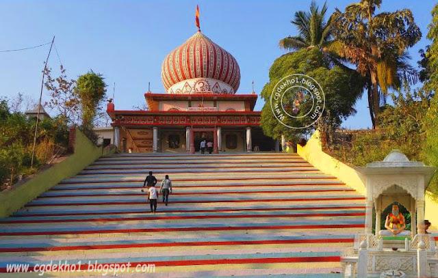 rudreswari mandir Singhora Saraipali