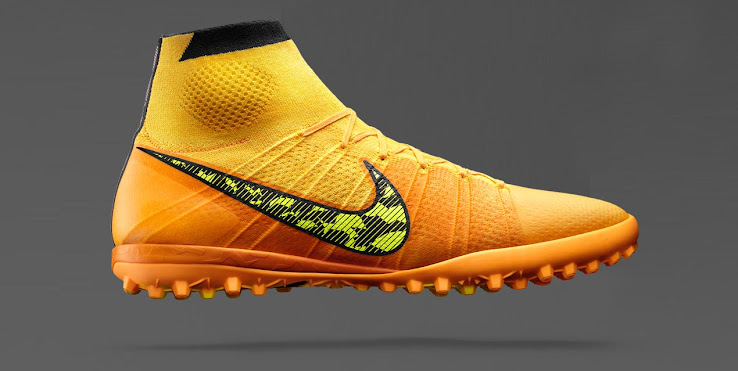 Bastante Dictar sarcoma  Orange Nike Elastico Superfly 14-15 Boot Unveiled - Footy Headlines