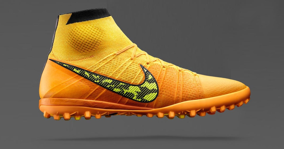 467b68806d8 ... Superfly IC  Orange Nike Elastico Superfly 14-15 Boot Unveiled - cheap soccer  cleats ...