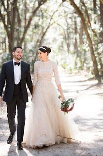 فساتين زفاف العروسة راقية وشيك جداً