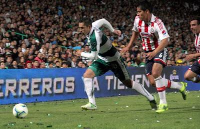 Chivas de Guadalajara vs Santos Laguna