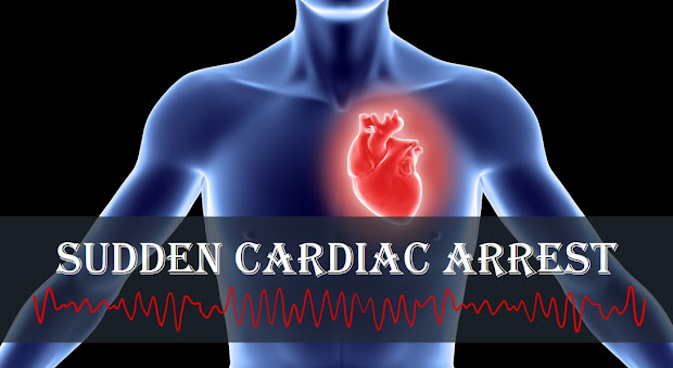Cardiac arrest is caused when the heart's electrical system malfunctions