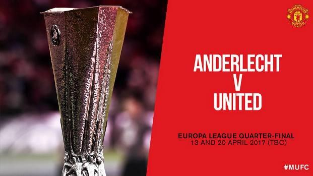 """Hasil gambar untuk """"JADWAL"""" Perempat Final Liga Europa 2017"""