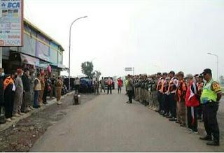 Pemkab Sukabumi Tutup Pasar Jalur Untuk Antisipasi Virus Covid-19