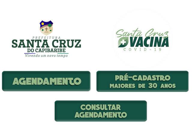 Ministério Público recomenda que prefeitura de Santa Cruz aperfeiçoe cadastros e agendamentos de vacinação contra Covid-19