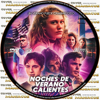 GALLETA NOCHES DE VERANO CALIENTES - HOT SUMMER NIGHST - 2018
