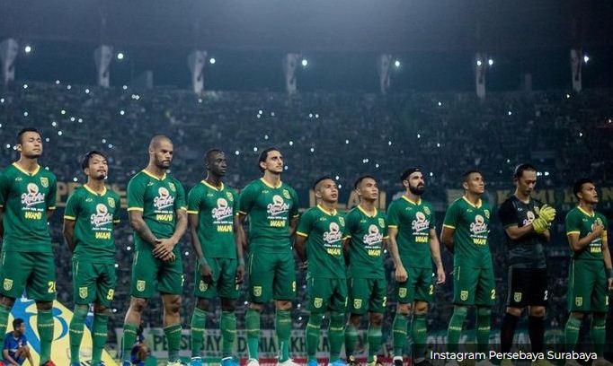 Daftar Pemain Persebaya Surabaya Terbaru untuk Liga 1 2020