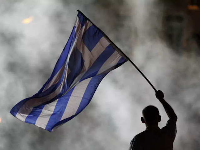 Οι Έλληνες τους ενοχλούν!
