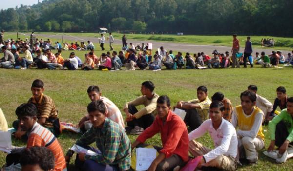 Nagpur Army Rally, Indian Army Rally, Open Bharti Rally