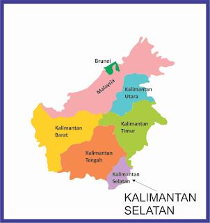 lagu daerah dari provinsi kalimantan selatan