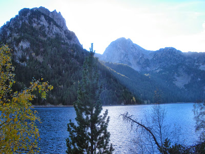 Estany de Sant Maurici Pallars Sobira Pirineu de Lleida