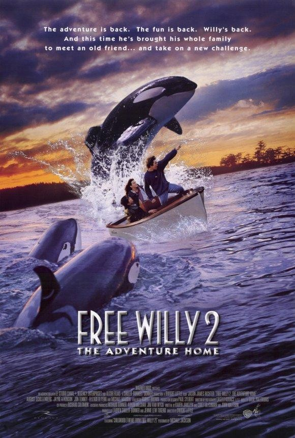 sinopsis film free willy 2 the adventure home