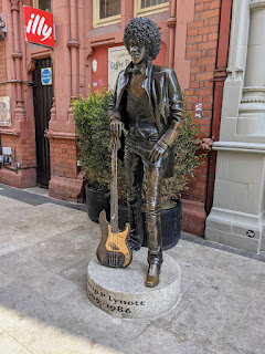 Best free things to do in Dublin: Phil Lynott statue