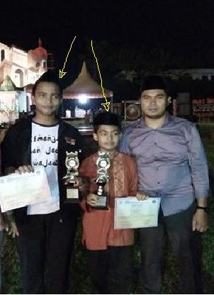 Ustad Satria sebagai Pimpinan Rumah Tahfidz As-Syuhada, Karang Baru, Aceh Tamiang