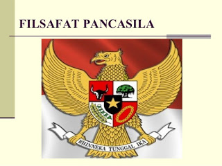 Pengertian Pancasila sebagai filsafat