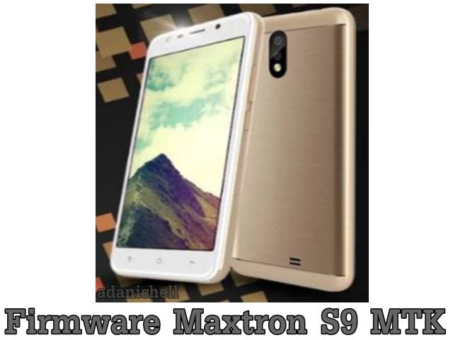 Firmware Maxtron S9 MTK