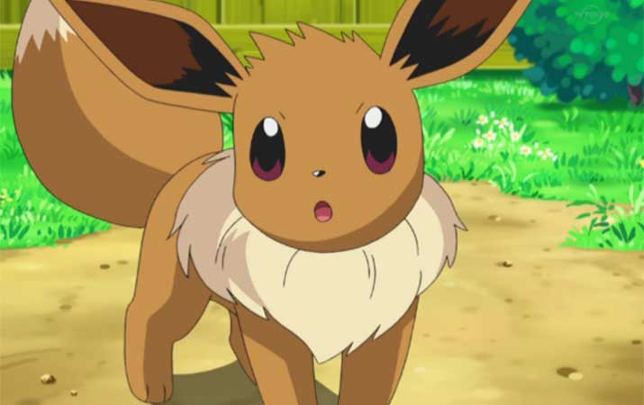 Trik Evolusi 'Eevee' Pokemon Go