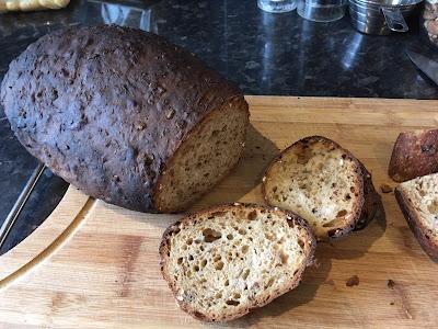 Homemade loaf