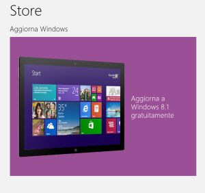 funzioni Windows 8.1