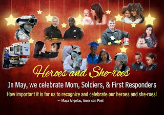 Heroes and Sher-oes