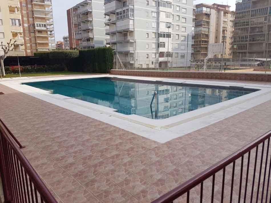 apartamento en venta calle cervantes benicasim piscina
