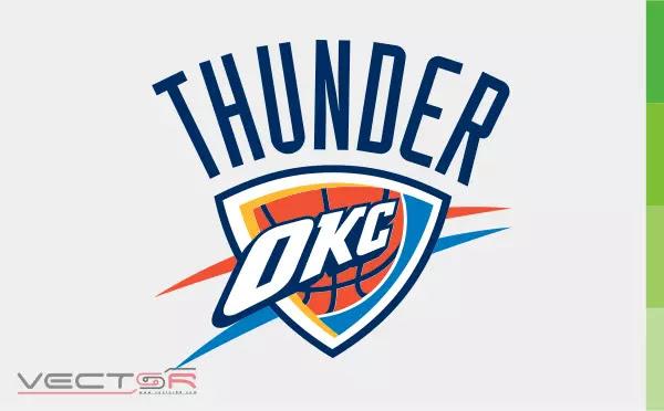 Oklahoma City Thunder Logo - Download Vector File CDR (CorelDraw)