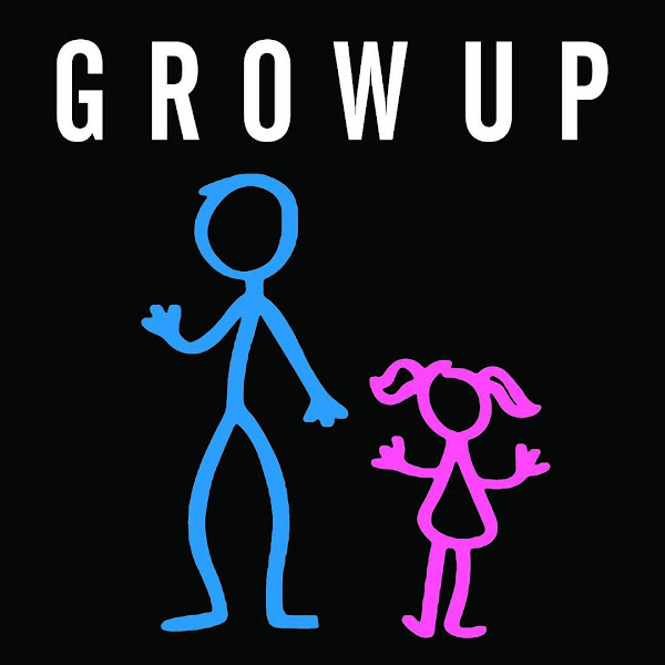 Olly Murs - Grow Up - Single Cover