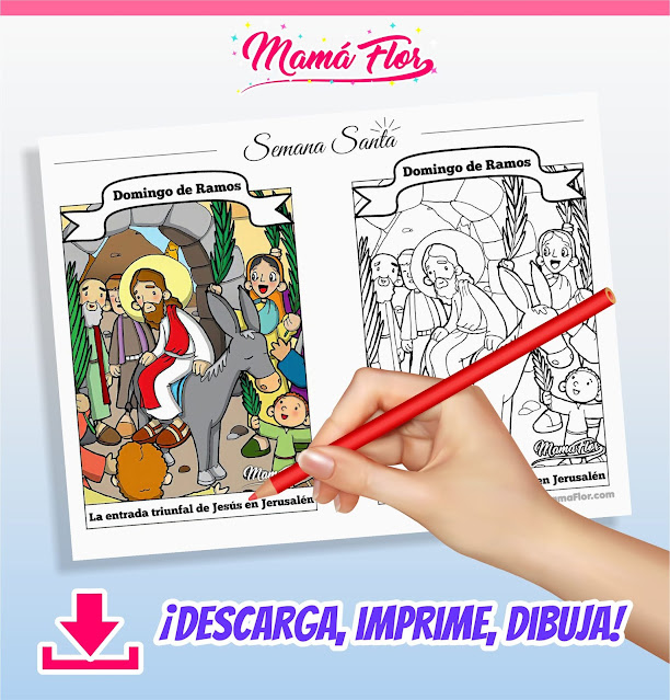 Semana Santa: Domingo de Ramos
