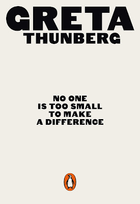 No One is Too Small to Make a Difference by Greta Thunberg book cover