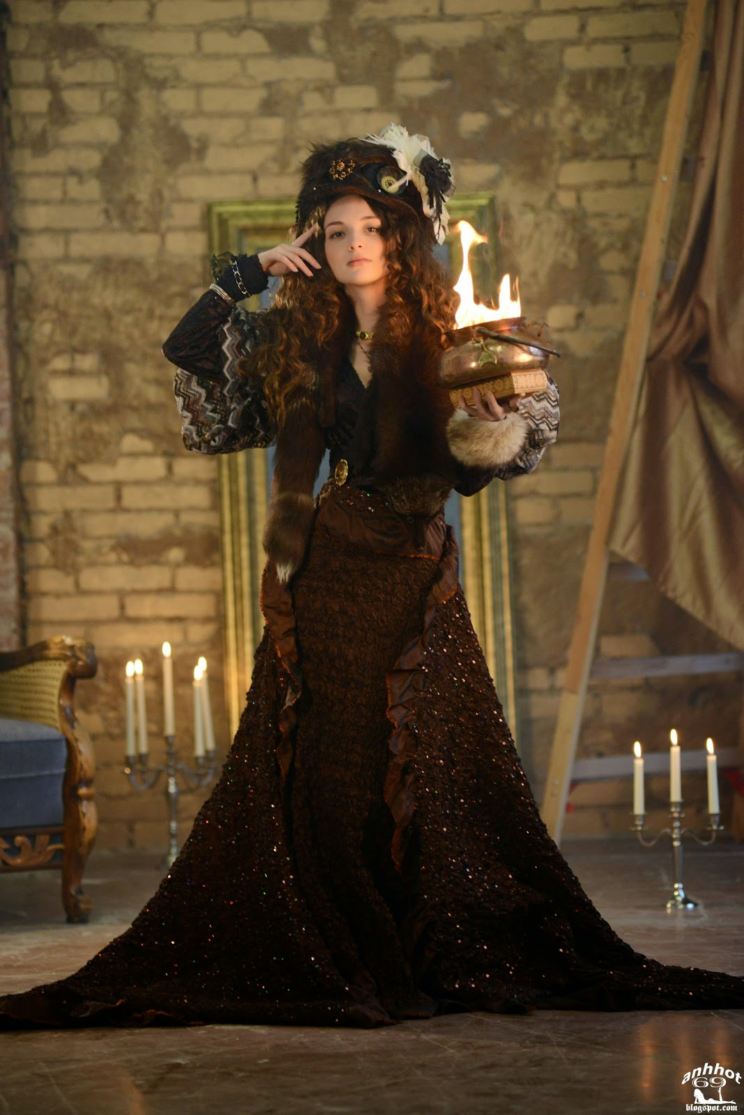 [Sugar Girl-1412281605] - Rhodi Jasmin - Công chúa xứ Ba Tư!