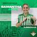 Samantha Dewey, nueva jugadora del Real Betis Féminas