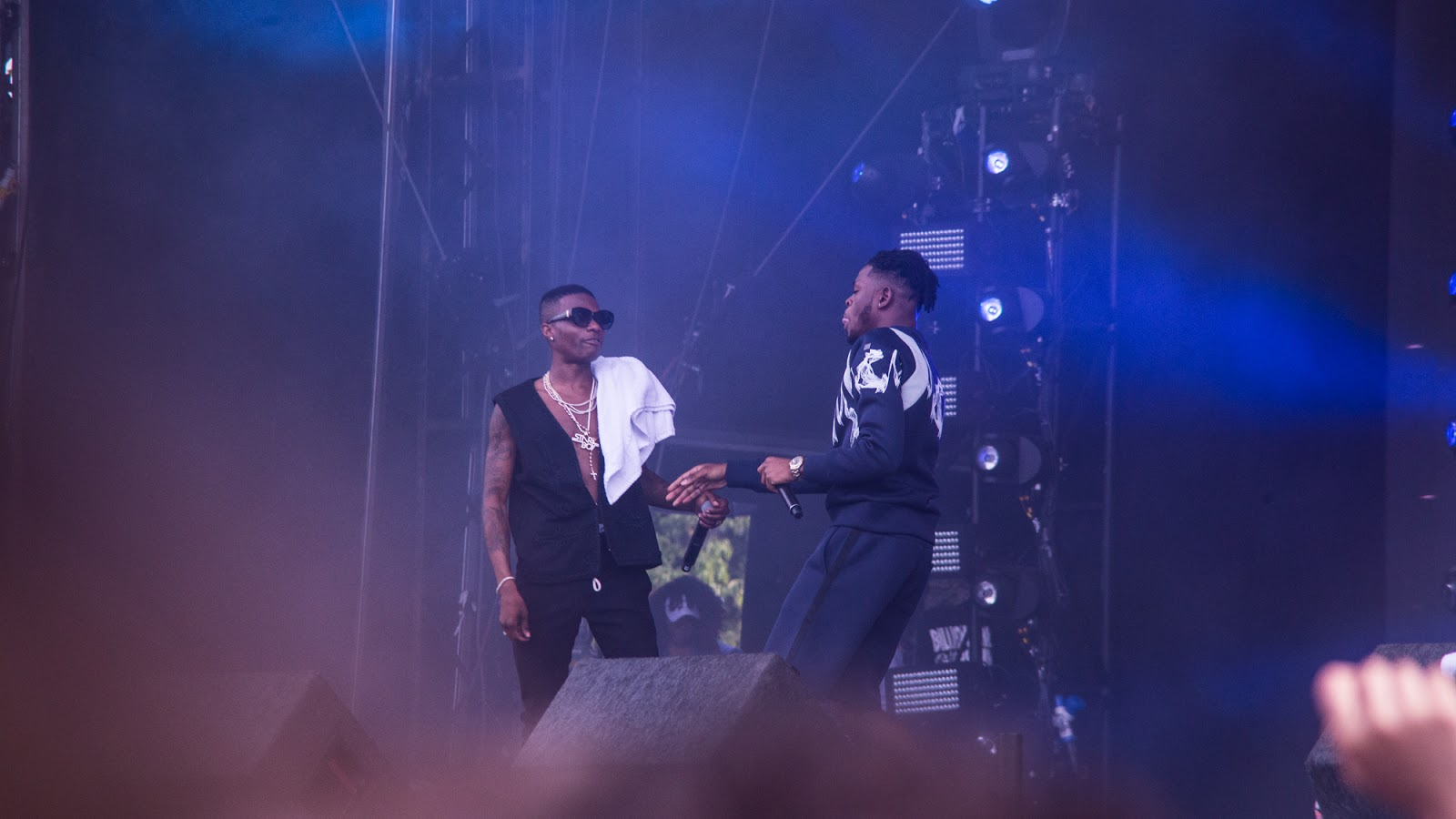 Wireless Festival 2017 Wizkid Tinie Tempah Ezinne Asinugo | Ses Rêveries by Karina So