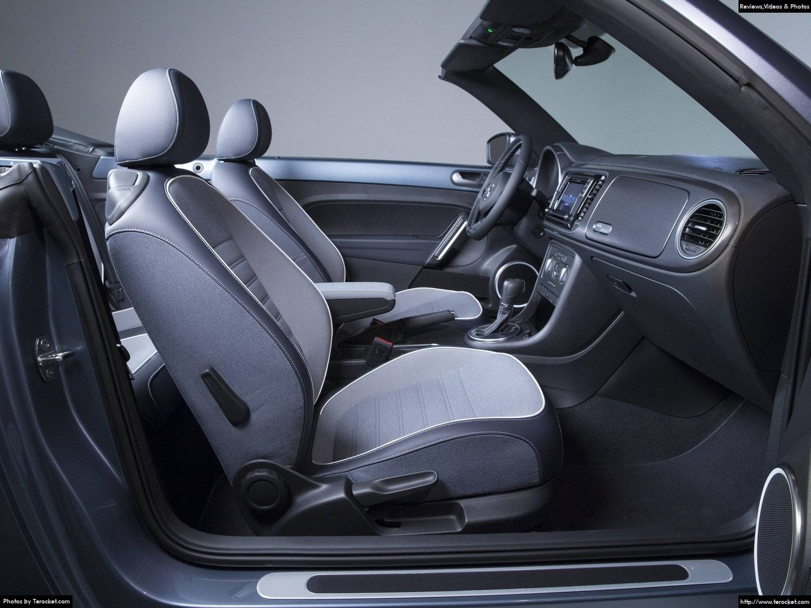 Hình ảnh xe ô tô Volkswagen Beetle Denim 2016 & nội ngoại thất