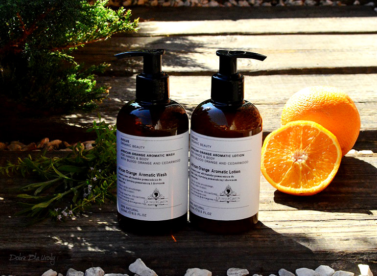 Naturalna pielęgnacja ciała z Evolve Organic Beauty