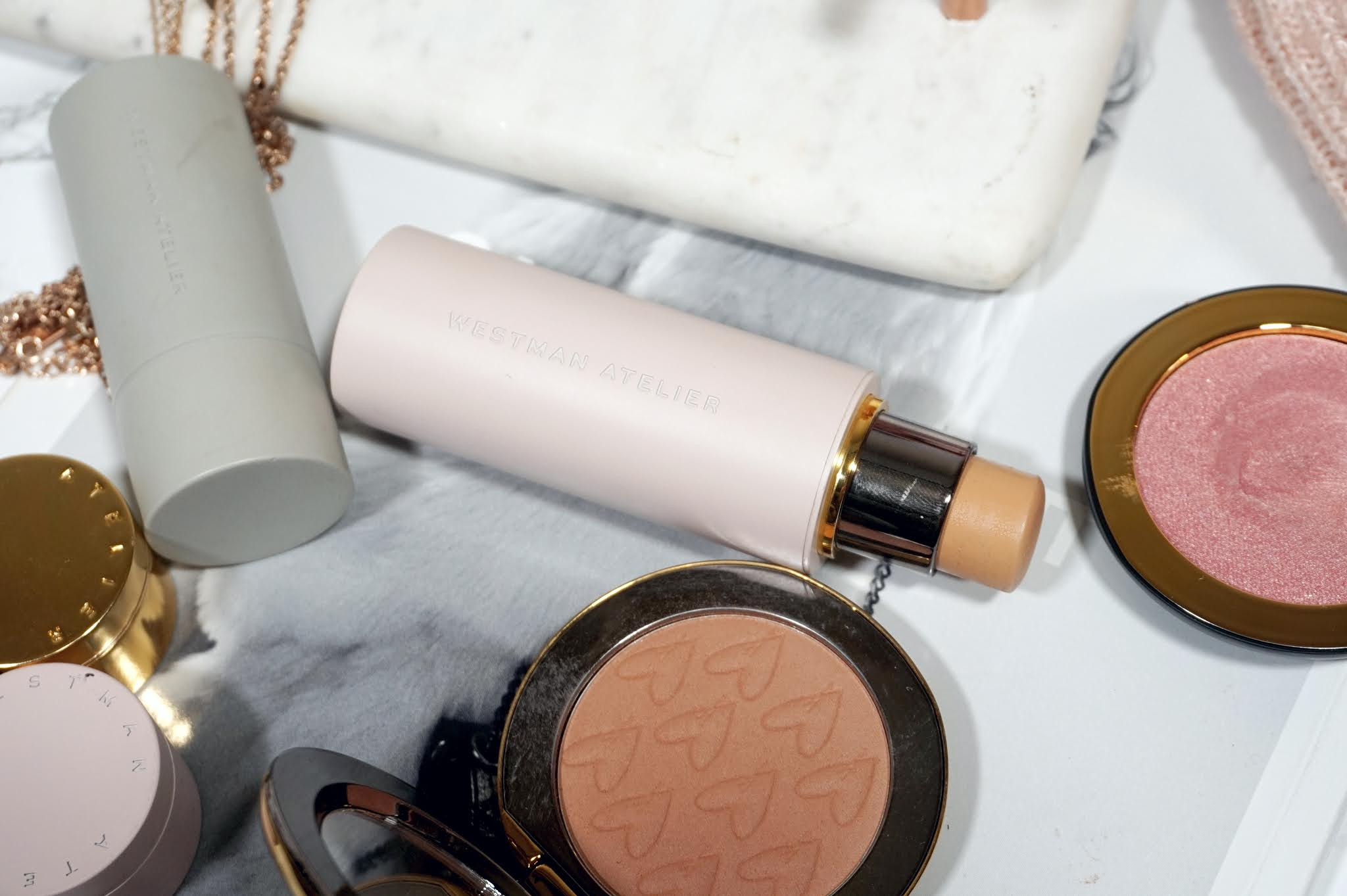 Westman Atelier Vital Skin Foundation Stick Review and Swatches