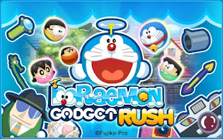 Download Game Doraemon Gadget Rush Mod Apk
