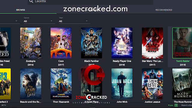 LeonFlix zonecracked Download