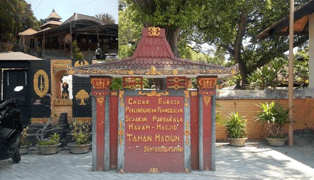 wisata ziarah makam kota madiun