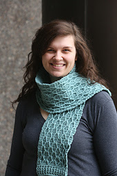 http://www.ravelry.com/patterns/library/winding-honeycomb-scarf